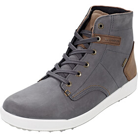 Lowa London II GTX QC Shoes Men grey/brown